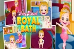 Baby Hazel: Royal Bath