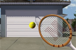 Garage Door Tennis