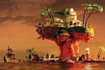Gorillaz: Escape to Plastic Beach
