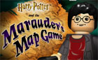 Harry Potter and the Marauder's Map Game