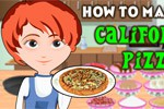 How to Make California Pizza