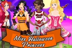 Miss Halloween Princess