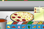 Rolf's Fun Time Pizza Making Extravaganza!
