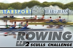 Rowing 2 Sculls Challenge