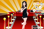 Selena Gomez Dress Up Game