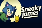 Sneaky James