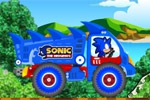 Sonic the Hedgehog: X-treme Truck