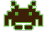 Space Invaders Flash