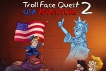 TrollFace Quest: USA Adventure 2